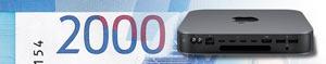 При покупке Apple Mac mini скидка или любой товар на 2000 рублей в подарок!